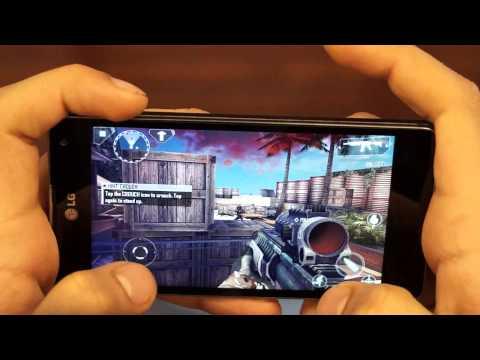 LG Optimus G Gaming Part 1