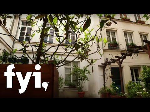 Tiny House World: A Slice of Parisian Heaven | FYI