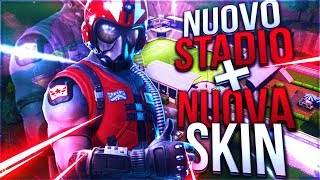 Fortnite: NUOVO stadio + NUOVA skin!
