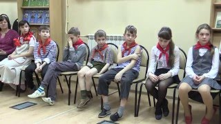 В Истринской детской библиотеке прошел литературный турнир Книжкины игры