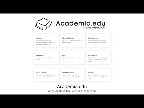 What is Academia.edu   How to add Research Paper in Academia.edu    Rida Qayyum