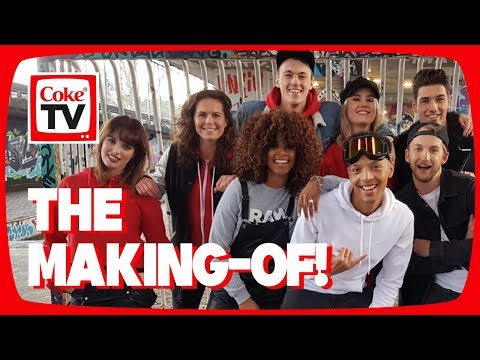 MAKING OF - CokeTV channel TRAILER – CokeTV CREW