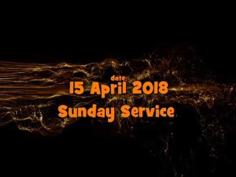 Can you fill your Jar. Sunday Service 15 April 2018 Kampala, Uganda