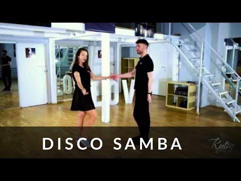 Disco Samba - Lekcja tańca - Podstawy - Studio Tańca Rytm