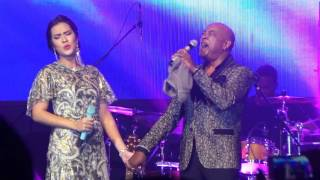 Video Peabo Bryson feat Raisa - beauty and the beast download MP3, 3GP, MP4, WEBM, AVI, FLV September 2017