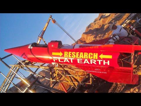 FLAT EARTH ROCKET DAMAGE UPDATE