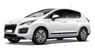 Замена лобового стекла на Peugeot 3008 в Казани.