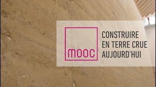 Construire en terre crue aujourd'hui - le MOOC (teaser)