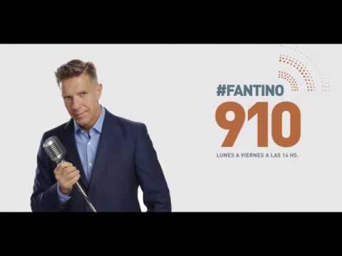 Fantino 910 - 18 Octubre 2017 - El caso de Santiago Maldonado - La joda de Centurión
