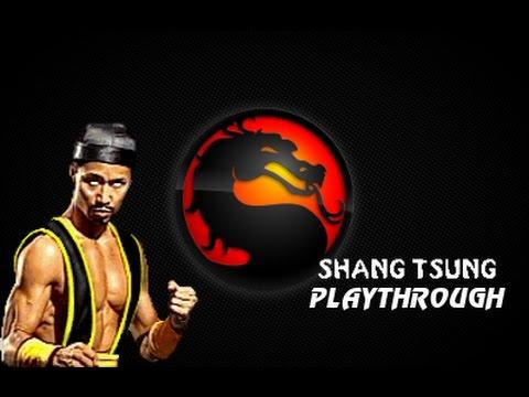 MKP 4.1 Season 2 (MUGEN) - MK2 Shang Tsung Playthrough