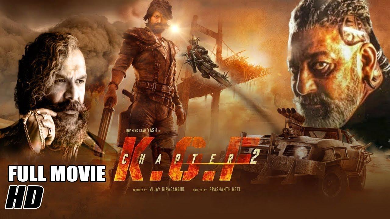 Download K.G.F Chapter 2 Full Movie facts   Yash   Srinidhi Shetty  Sanjay Dutt  Prashanth N   Raveena Tandon