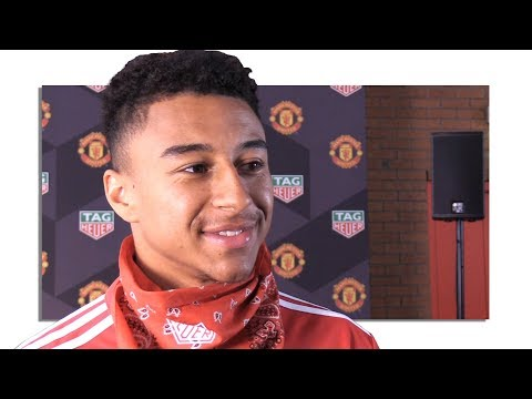 Jesse Lingard Exclusive Interview - ' Anything Is Possible At Mourinho's Man United This Season'