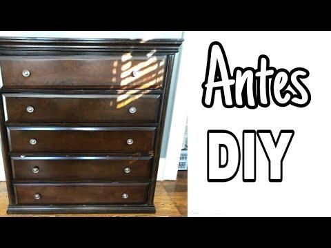 Transforma tus muebles viejos en algo bonito f cil for Muebles bonitos y baratos