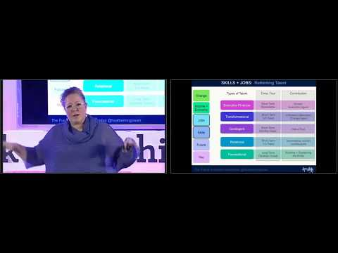 Redesigning work, employment and the social contract - HEATHER MCGOWAN