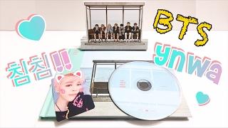 BTS YNWA MINT (Left) VERSION PREVIEW & UNBOXING