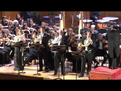 R.Schumann Concert Piece for 4 French Horns and Orchestra Op.86 part2