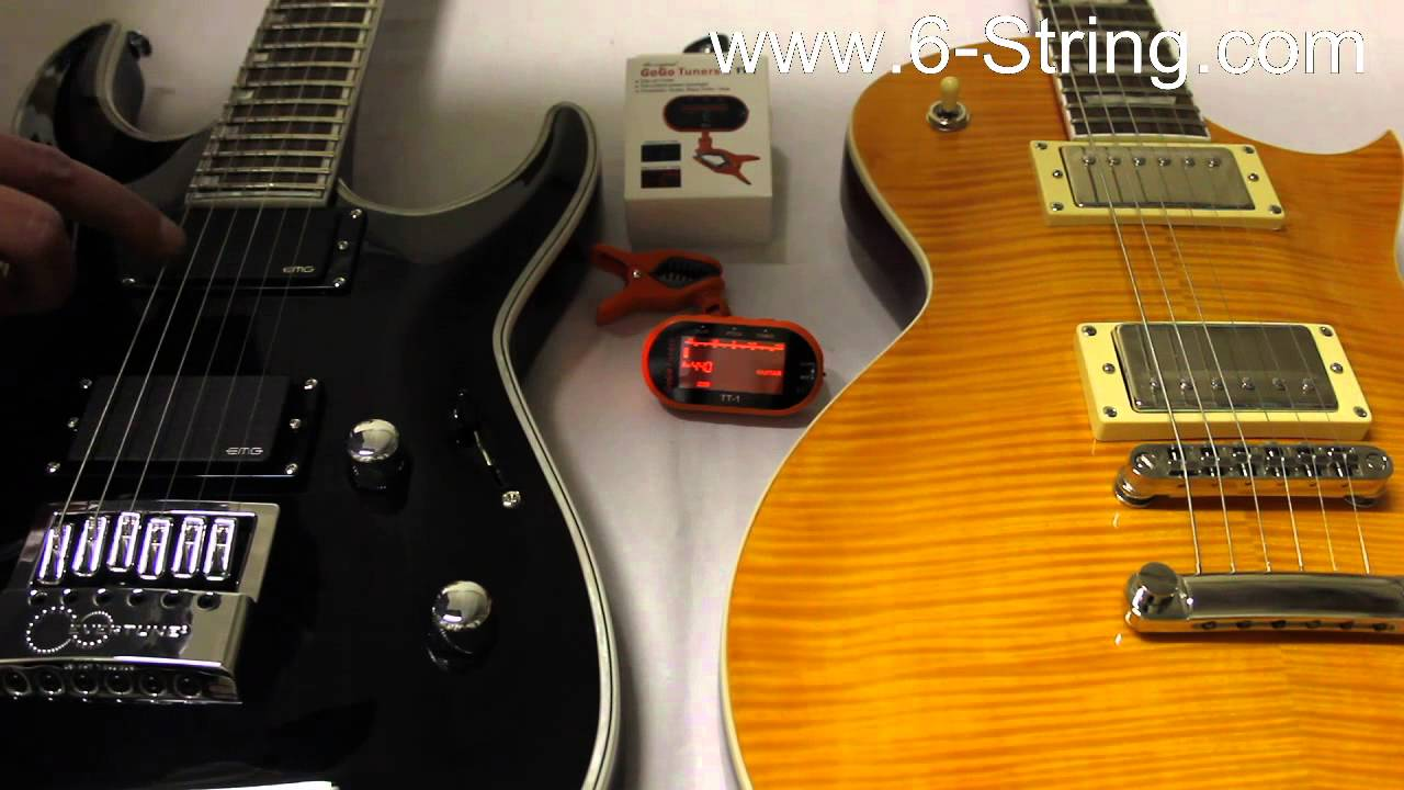 esp ltd mh 1000et evertune guitar bridge 2013 f model youtube. Black Bedroom Furniture Sets. Home Design Ideas