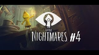 Little Nightmares [] Part 4