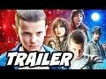 Stranger Things Season 2 Trailer Breakdown - Eleven Returns
