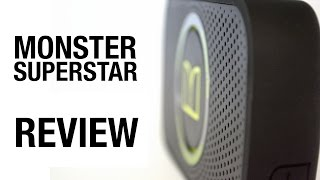 Monster SuperStar Review