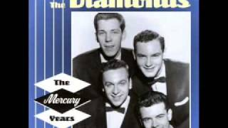 THE DIAMONDS  - ONE SUMMER NIGHT