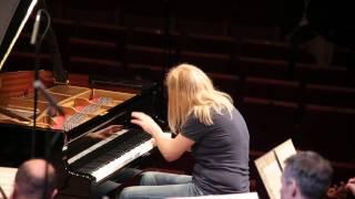 Liszt, Concerto pour piano n°1 - Valentina Lisitsa / Paavo Järvi