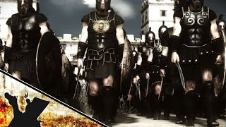 Total War Rome 2 Achilles Myrmidons Machinima