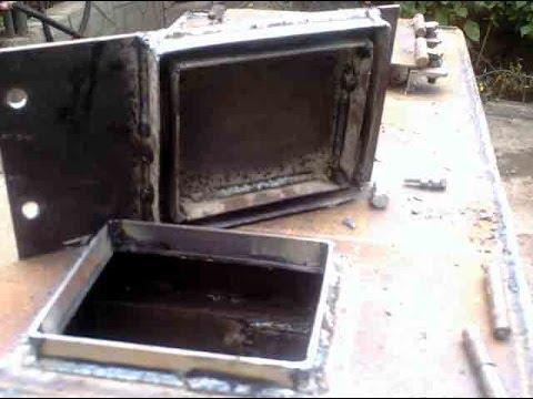 Твердотопливный газогенераторный котел Hargassner HV - 1/2м - YouTube