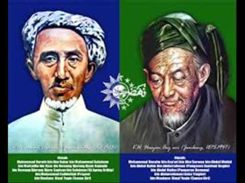 MUHAMMADIYAH VS NU ( KH Ahmad Dahlan vs KH Hasyim Asyari
