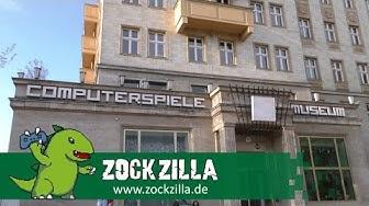 Das Computerspielemuseum in Berlin - ZockZilla.de
