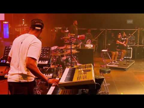 J. Cole - Fire Squad (Live) Openair Frauenfeld 8.7.2016