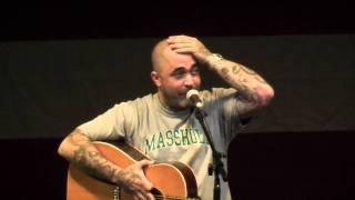 "Aaron Lewis, ""A Little Something to Remind You"", New Song Staind"