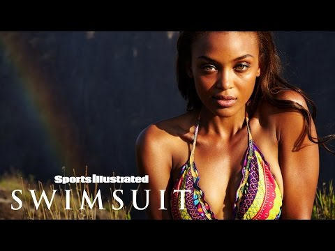 Kirby Griffin Shakes Her Hips, Gets Wild In Zambia | Outtakes | Sports Illustrated Swimsuit