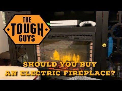 Should You Buy An Electric Fireplace?