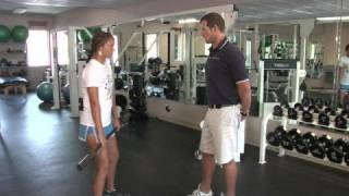 Weight Training Programs : Weight Training for Women