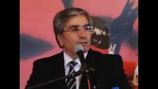 Tacettin KIZILOĞLU 20/04/2013 CHP Erzurum olağanüstü il kongresindeki  konuşması 1