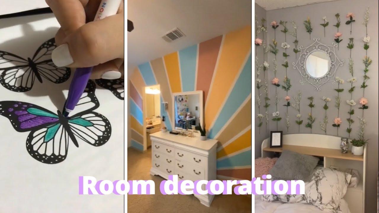 Diy Room Decoration Tiktok Compilation Youtube