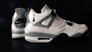 Exclusive Air Jordan 4s for Friends and Family of Interscope Records Powerhouse label