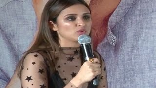 Parineeti Chopra's REACTION on Kulbhushan Yadav CONTROVERSY