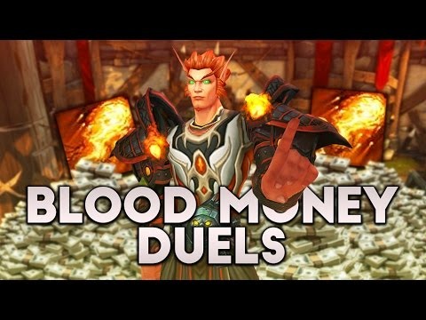 Blood Money Fire Mage Duels ft. Arson 7.1.5