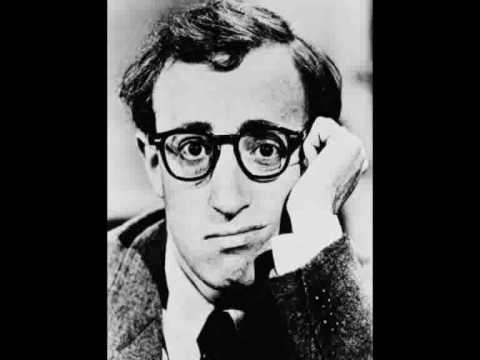 Woody Allen - Stand up comic: Second Marriage - YouTube
