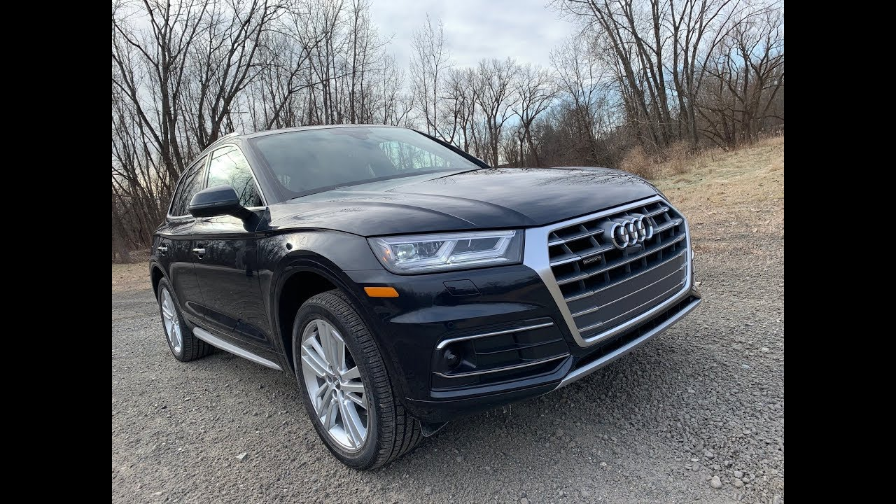 Build Audi Q5 >> 2019 Audi Q5 Building On Success Testdrivenow