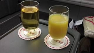 Kenya Airways Business Class on 787 Dreamliner- Nairobi to Paris; July 17, 2016