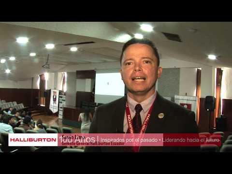 Halliburton: Landmark - Politecnica Nacional 2019