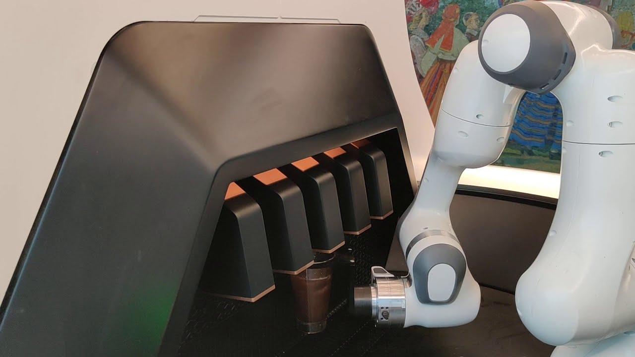 Robot-baarmen