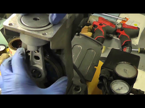 How To Install The AB-9429999 Valve Plate Assy Kit