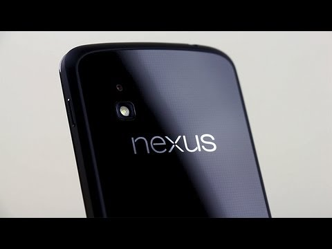 Nexus Evolution - Nexus One vs. Nexus S vs. Galaxy Nexus vs. Nexus 4
