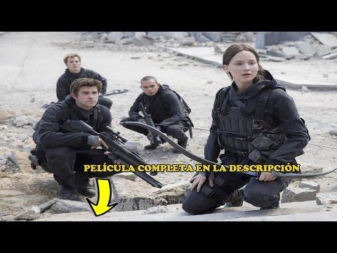 Los Juegos del Hambre: Sinsajo Parte 2 Película completa en Español Latino