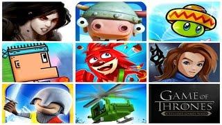 Игры для iOS | Barty Run, Big Head Gunner, Dustoff Vietnam