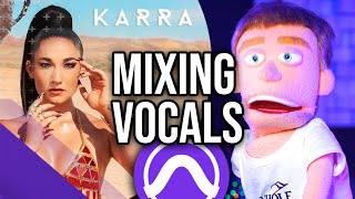 "How To Mix Vocals | ""No Evil"" by Karra (Reid Stefan Trailer)"